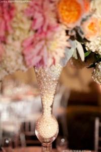 pearls vase