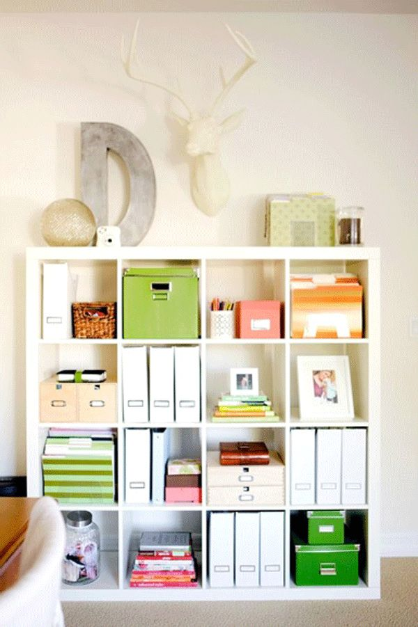 Home office tips creative entertaining for Office organization tips and ideas